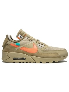 Nike X Off-White кроссовки The 10: Nike Air Max 90