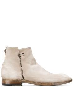 Silvano Sassetti ботинки с бахромой