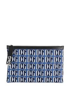 Dolce & Gabbana клатч с логотипом