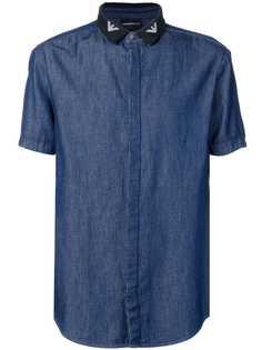 Emporio Armani классическая рубашка