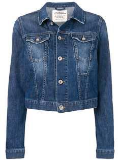 Diesel классическая джинсовая куртка