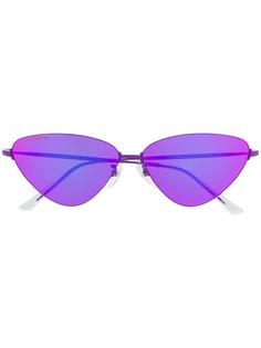 Balenciaga солнцезащитные очки Invisible Cat