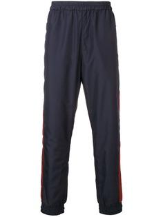 Wood Wood спортивные брюки с лампасами