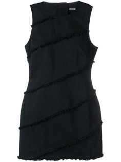 Alexander Wang платье с отделкой