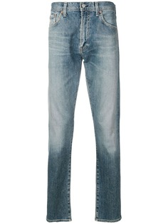 Citizens Of Humanity прямые джинсы из вареного денима