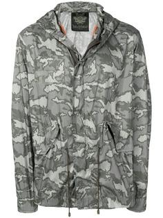 Mr & Mrs Italy куртка-дождевик с камуфляжным принтом