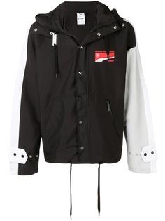 Puma куртка с логотипом