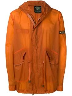 Mr & Mrs Italy куртка-дождевик с капюшоном