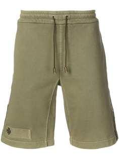 Mr & Mrs Italy шорты-бермуды с талией на шнурке