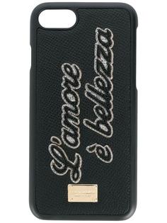Dolce & Gabbana чехол для iPhone 6/6s LAmore È Bellezza