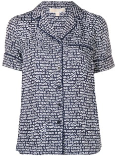 c666b1f616c1 Michael Michael Kors пижамная рубашка peace & love
