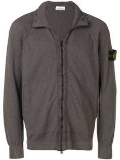 Stone Island легкая куртка на молнии