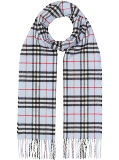 Burberry кашемировый шарф в клетку Vintage Check
