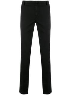Kenzo брюки узкого кроя