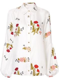 Macgraw блузка Bonlour с цветочным принтом