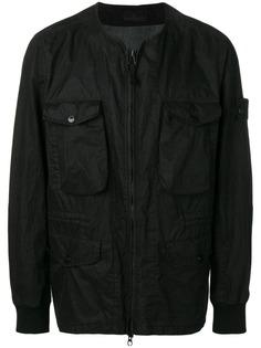 Stone Island легкая куртка со вставками