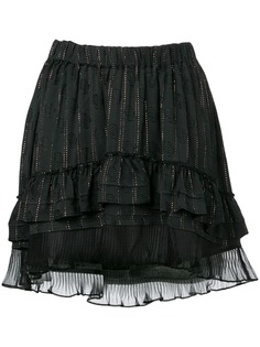 Isabel Marant короткая юбка с оборками