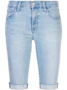 J Brand джинсовые шорты