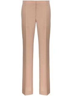 Prada строгие брюки кроя слим