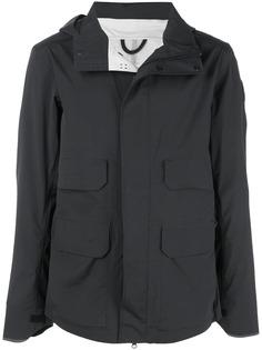 Canada Goose куртка на молнии с капюшоном