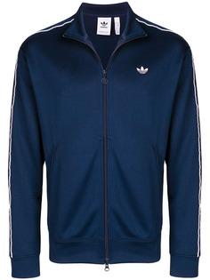 Adidas куртка с контрастным логотипом