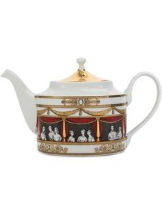 Fornasetti чайник Don Giovanni