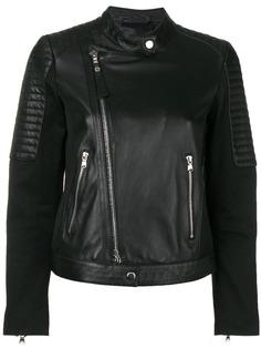 Emporio Armani классическая байкерская куртка