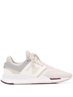 New Balance сетчатые кроссовки на шнуровке
