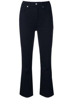 Levis расклешенные джинсы средней посадки