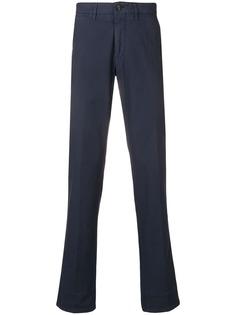 Corneliani брюки чинос прямого кроя