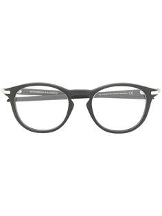 Oakley очки в круглой оправе
