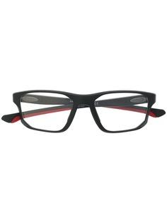 Oakley очки в прямоугольной оправе