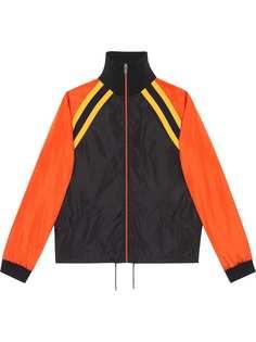 Gucci куртка с логотипом