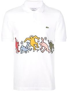 Lacoste рубашка-поло Lacoste x Keith Haring
