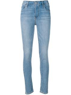 Levis джинсы скинни средней посадки