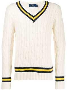 Polo Ralph Lauren свитер фактурной вязки