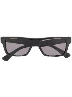 Christian Roth солнцезащитные очки в прямоугольной оправе