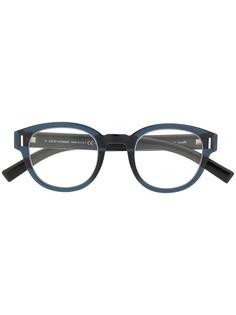 Dior Eyewear очки Fraction в круглой оправе