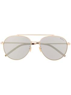 Mulberry солнцезащитные очки-авиаторы Tony