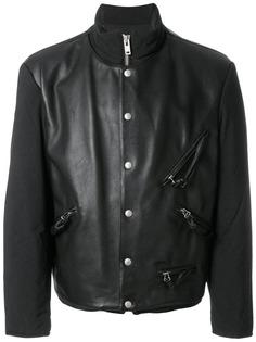 Maison Margiela классическая куртка-бомбер