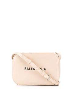 Balenciaga каркасная сумка Everyday