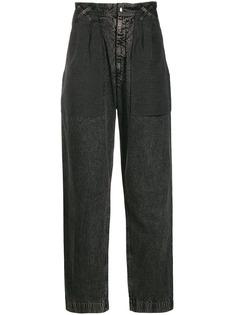 Isabel Marant джинсы свободного кроя