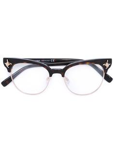 Dsquared2 Eyewear очки с эмблемами Babe Wire