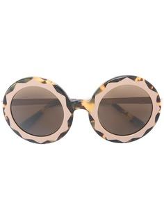 Markus Lupfer солнцезащитные очки