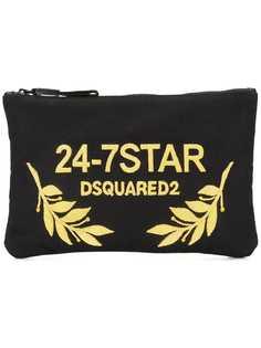 Dsquared2 клатч 24-7 STAR