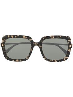 Mykita солнцезащитные очки Hesta