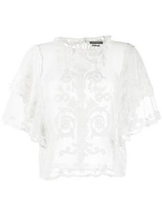 Isabel Marant блузка Top Seal