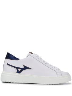 Mizuno кроссовки с нашивкой-логотипом