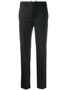 Dsquared2 классические брюки строгого кроя
