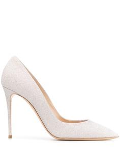 Casadei туфли-лодочки с блестками